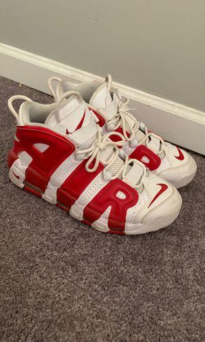 Nike uptempo men's size 9 for Sale in Atlanta, GA
