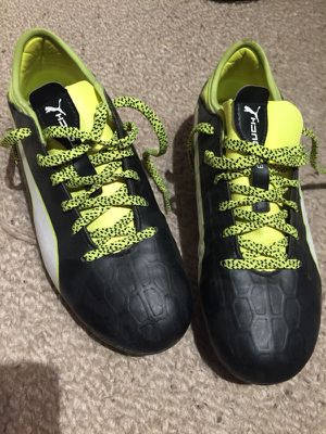 Soccer shoes for kids for Sale in Fairfax, VA