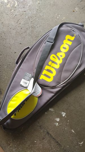 Wilson tennis bag for Sale in Bloomington, IL
