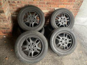 16 in bmw rims & tires for Sale in East Orange, NJ