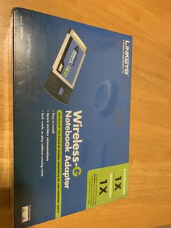 Wireless notebook adapter for Sale in Rustburg,  VA