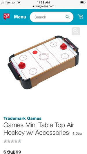 Mini Table Top Air Hockey new for Sale in Long Beach, CA