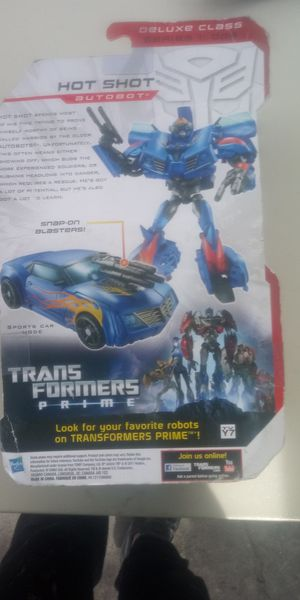 Transformer toys for sale collectible for Sale in Los Angeles, CA