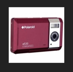 Polaroid a530 5.0 megapixel camera for Sale in Queens, NY
