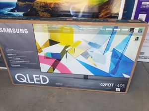 """Samsung 49"""" Smart 4K UHD HDR QLED TV for Sale in Rancho Cucamonga, CA"""