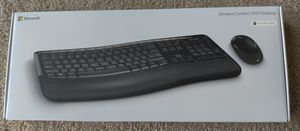 Microsoft wireless 5050 - Keyboard and Mouse Set for Sale in Bellevue, WA