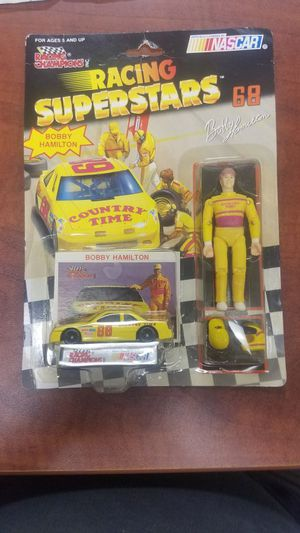 Bobby Hamilton Racing Champions figure. for Sale in Charlotte, NC