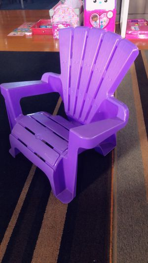 Kid Toy Chair ; for Sale in Waialua, HI