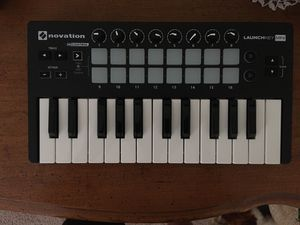 Novation Launchkey Mini MK2 Midi Keyboard for Sale in Seattle, WA