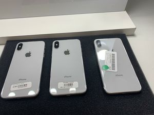 Iphone X 64 GB UNLOCKED for Sale in Lakeland, FL