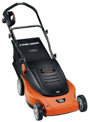 """Black and Decker 19"""" Electric Lawn Mower for Sale in Salt Lake City, UT"""