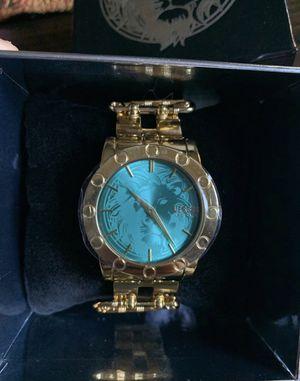 Women's Gold Versace Bracelet Watch for Sale in Paramount, CA