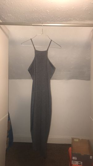 EXPRESS HALTER MAXI DRESS for Sale in Boston, MA