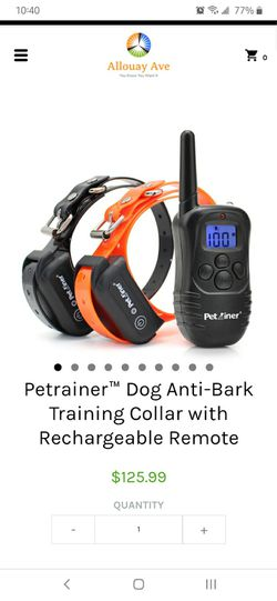 Dog Training Collar for Sale in Oklahoma City,  OK