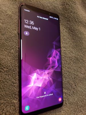 SAMSUNG S9+ UNLOCKED EXCELLENT CONDITION for Sale in Washington, DC