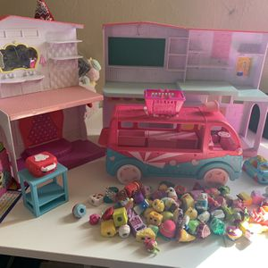 Shopkins Collection Toy Set for Sale in Downey, CA