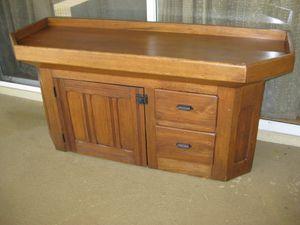 Antique Kitchen Cupboard/Buffet/Dry-Sink Circa 1870 for Sale in Orlando, FL