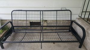 Futon or full size bed frame for Sale in Carbondale, IL