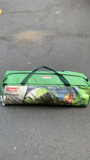 Coleman Tent for Sale in West Hartford, CT