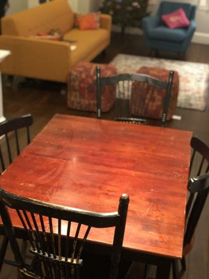 Vintage Table and chairs! for Sale in Philadelphia, PA