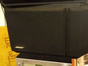 Bose 201 reflecting series directional(original and collectable!) IV SPEAKER PAIR for Sale in Port Orchard, WA