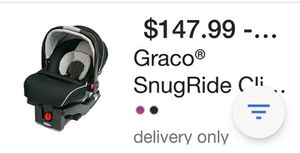 Graco Stroller and Car Seat for Sale in Jersey City, NJ