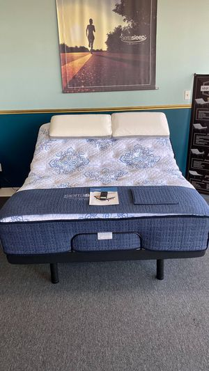 New Electric Adjustable Base for Your Mattress with USB Ports 1G8G for Sale in Grand Prairie, TX