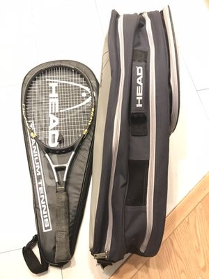 Head Ti Fire adult tennis racket in excellent condition for Sale in Irvine, CA