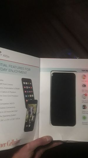Samsung Galaxy A10e for Sale in Napa, CA