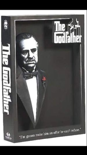 McFarlane The Godfather 3D Poster for Sale in Stockton, CA