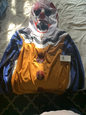 Pennywise it zip up jacket brand new size:small 34/36 for Sale in Sylmar, CA