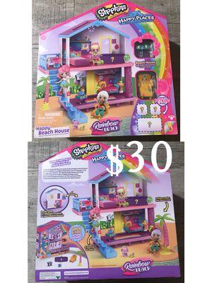 Brand New Shopkins Rainbow Beach House for Sale in Anaheim, CA