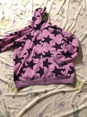 bape zip up hoodie for Sale in Whittier, CA