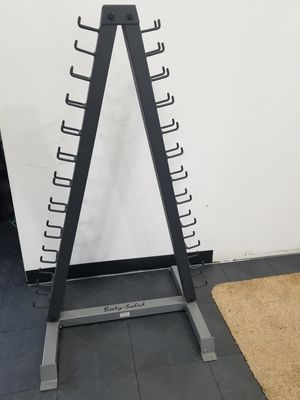 BODY SOLID DUMBELL STAND for Sale in Newtown, CT
