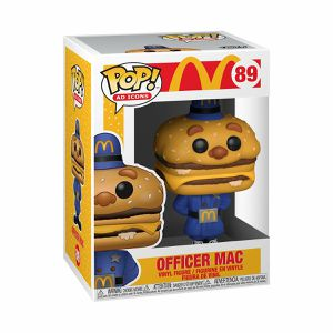 OFFICER MAC # 89 Funko POP! MCDONALD AD ICON for Sale in Glendale, CA