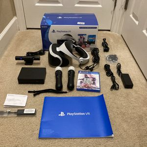 PS VR Blood & Truth Bundle w/ PS5 Adapter for Sale in Jacksonville, FL