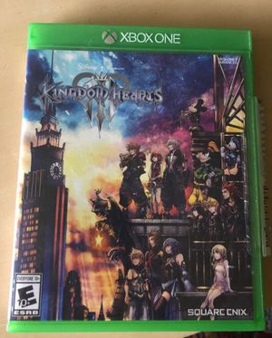 Kingdom Hearts 3 Xbox One for Sale in Nashville, TN