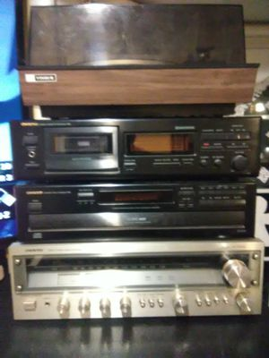 Stereo system $600 for Sale in Washington, DC