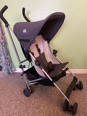 Maclaren Volo Stroller - Charcoal/Silver for Sale in Schiller Park, IL