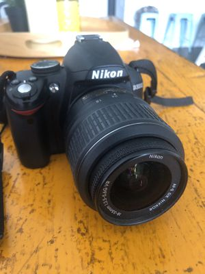 Nikon camera for Sale in Miami, FL