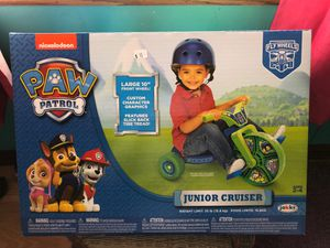 PAW PATROL JUNIOR CRUISER $11 NEW for Sale in Wauchula, FL