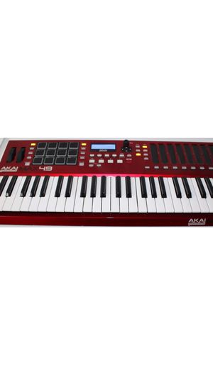 Akai Max 49 ( professional Studio Keyboard ) for Sale in Philadelphia, PA