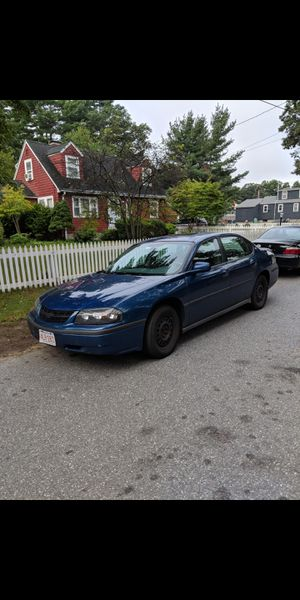 2005 Chevy Impala for Sale in Newton, MA