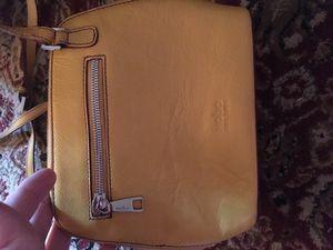 Yellow Hobo Bag for Sale in Wilmington, DE