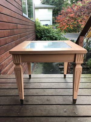 Mid century modern side table for Sale in Seattle, WA