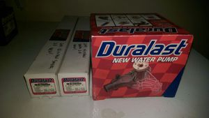 Nissan sentra 2.0 water pump & inner tie rods for Sale in Brooklyn, NY
