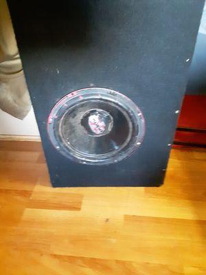 "10"" speakers for Sale in Lubbock, TX"