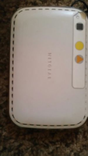 Netgear router for Sale in Longview, TX