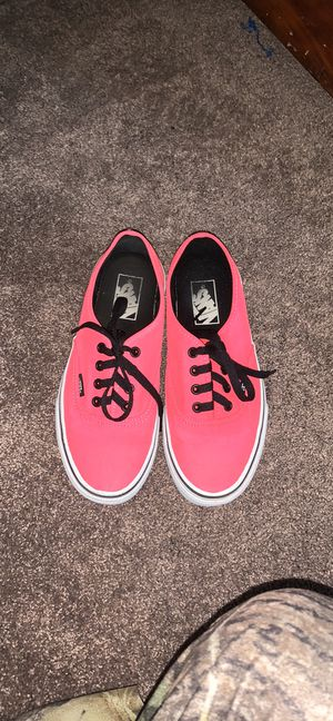 Vans size 7.5 for Sale in Taylorsville, MS
