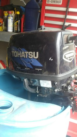 Tohatsu motor for Sale in Lakewood, CA